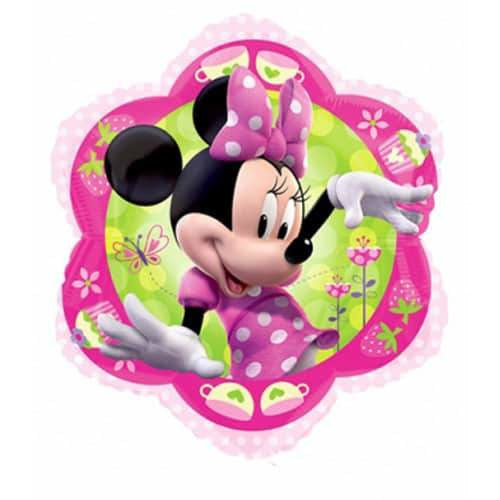 Minnie Mouse Pink Flower balloon