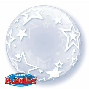 Stylish Stars Deco Bubble - mypartymonsterstore