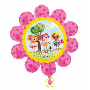 Lalaloopsy Flower Supershape Balloon