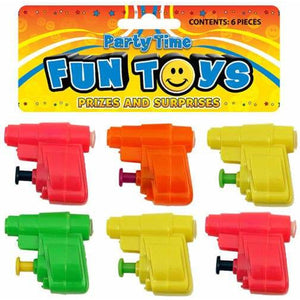 Mini Water Guns x6