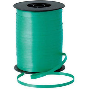 Emerald Green Curling Ribbon - mypartymonsterstore