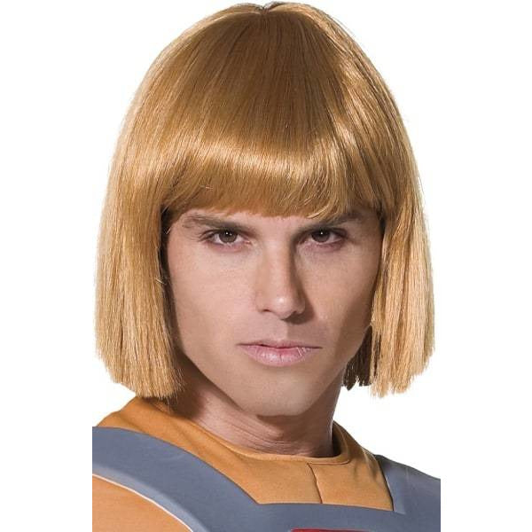 Mens Blonde He Man Wigs