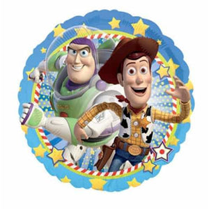 Toy Story Woody And Buzz foil balloon