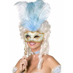 Fever Boutique Baroque Eyemask - mypartymonsterstore