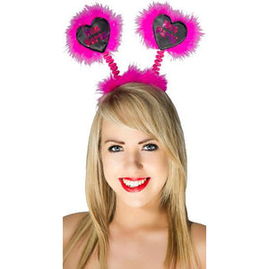 Pink Hen Party Boppers