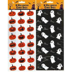 Pumpkin And Ghosts Hallooween Party Bags x20