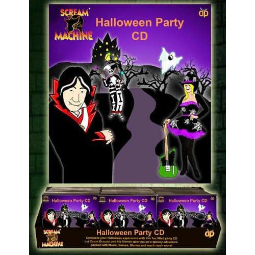 Halloween Party CD