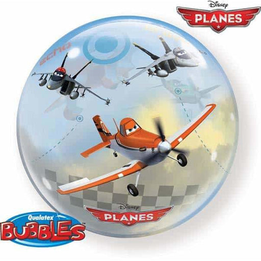 Disney Planes Single Bubble Balloon