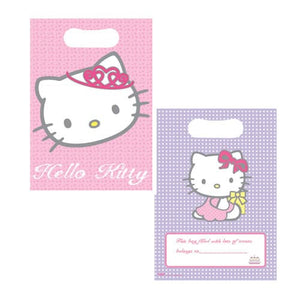 Hello Kitty Party Lootbags x8