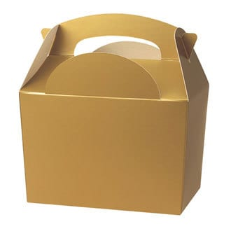 Gold Party Box