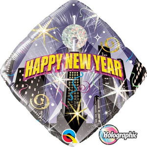 New Year Party Countdown Foil Balloons - mypartymonsterstore