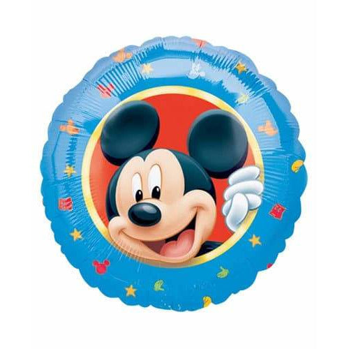 Mickey Character foil balloon