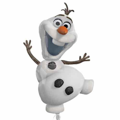 Frozen Olaf Superahpe Foil Balloon