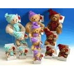 Teddy Cares Bear 4 inch - 10cm - mypartymonsterstore