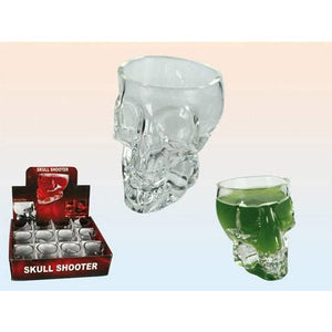 Skull Shot Glasses x1 - mypartymonsterstore