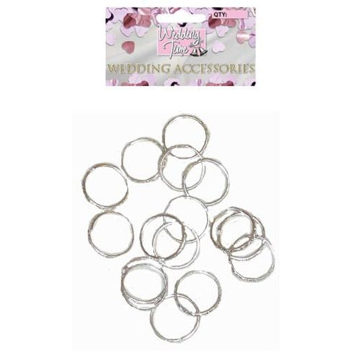 Silver Wedding Rings x144