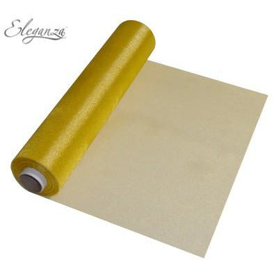 Gold Organza Roll