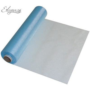 Light Blue Organza Roll
