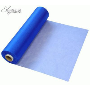 Royal Blue Organza Roll