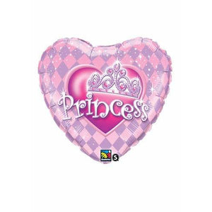 Princess Tiara Foil Balloon