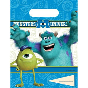 Monsters University Party Bags x6