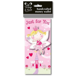 Fairy Money Wallet - mypartymonsterstore