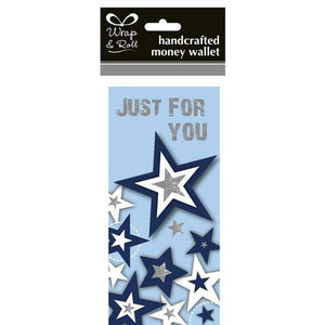 Male Stars Money Wallet - mypartymonsterstore