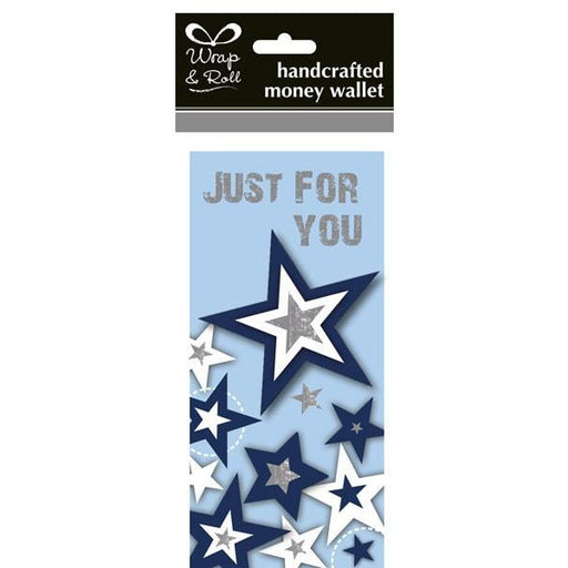 Male Stars Money Wallet