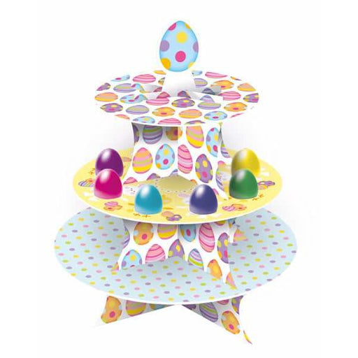 Easter Egg And Cake Stand