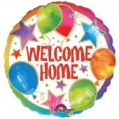 Welcome Home Celebration Foil Balloon