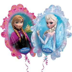 Frozen Supershape Balloon - mypartymonsterstore