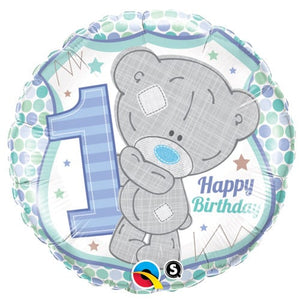 Me To You Tiny Tatty 1st Birthday Boy Foil Balloon