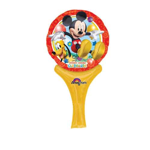 Mickey Mouse Inflate A Fun Air Filled Balloon