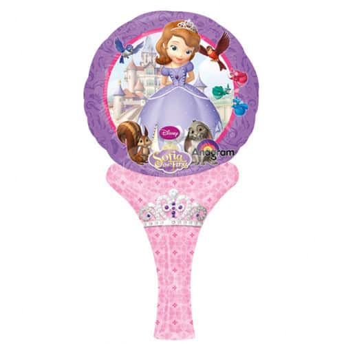 Sofia The First Inflate A Fun Air Filled Balloon