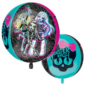 Monster High Orbz Balloon - mypartymonsterstore