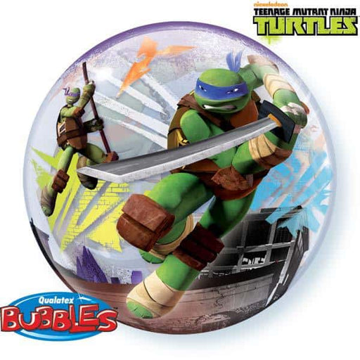 Teenage Mutant Ninja Turtles Single Bubble