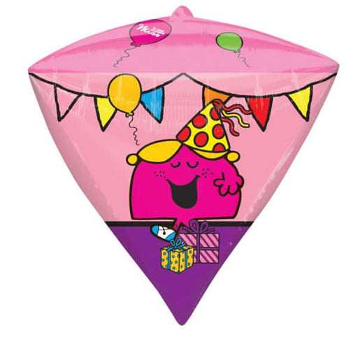 Little Miss And Friends Diamondz Balloon