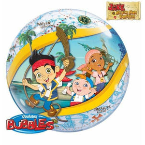 Jake And The Neverland Pirates Bubble - mypartymonsterstore