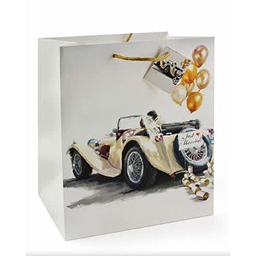 Wedding Day Car Gift Bags