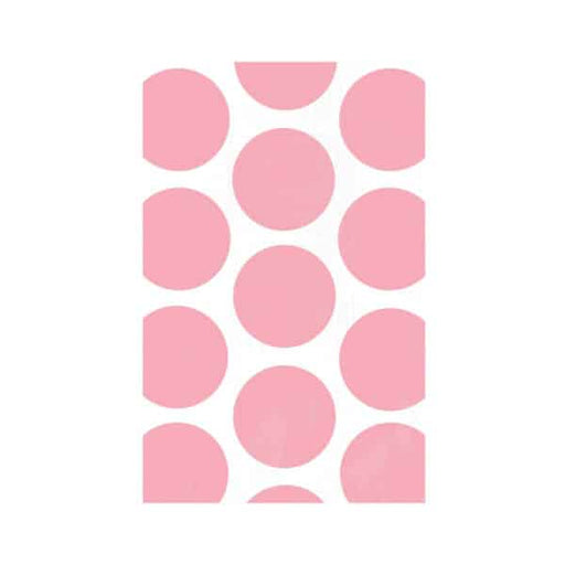 Light Pink Polka Dot Treat Bags 10pk