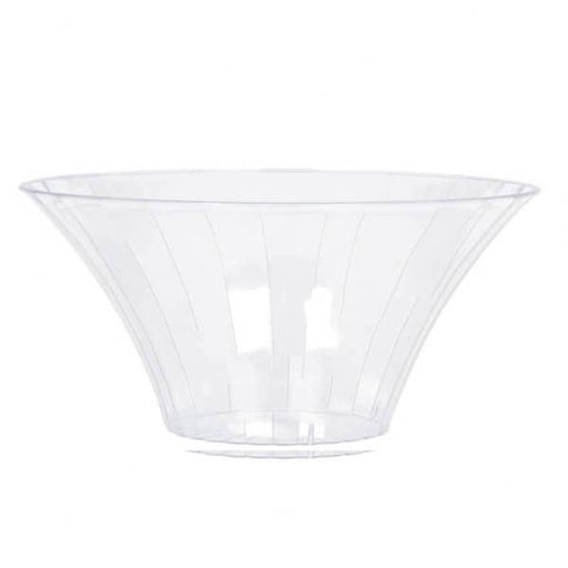 Large Flared Plastic Bowl