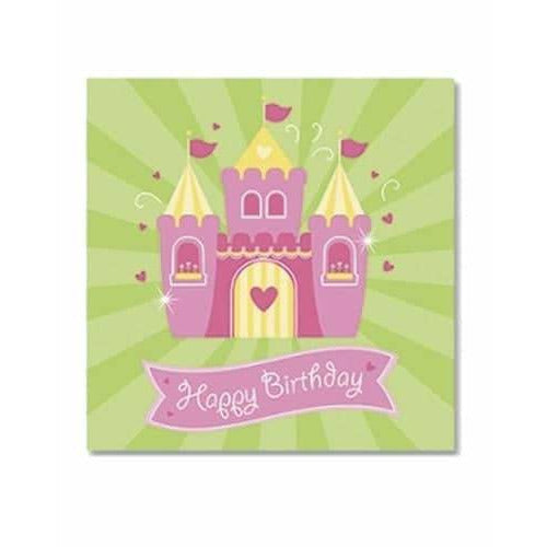 Fairytale Princess Napkins x 16