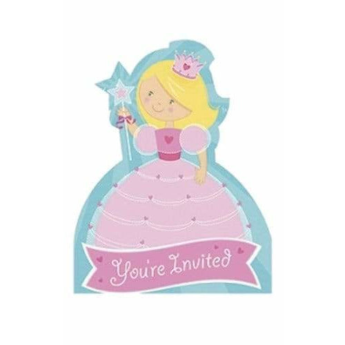Fairytale Princess Invites