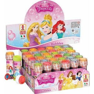 Disney Princess Bubbles x1 - mypartymonsterstore