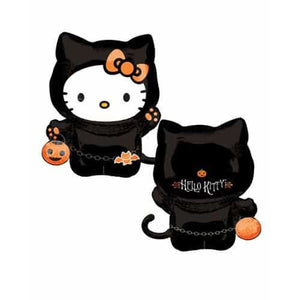 Hello Kitty Cat Costume Halloween Balloons