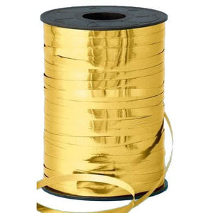 Metallic Gold Curling Ribbon