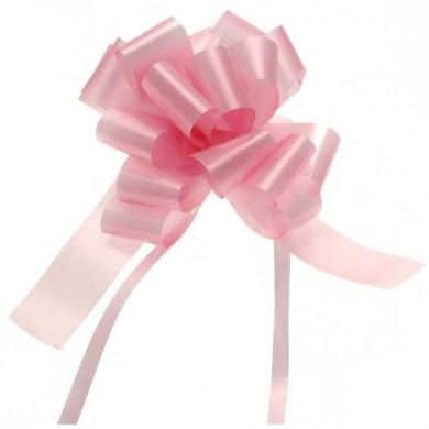Light Pink 2 Inch Pull Bows x20