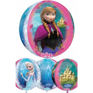 Frozen Orbz Balloon - mypartymonsterstore