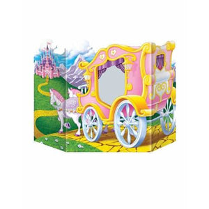 Princess Carriage Photo Prop Decorations