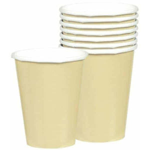 Ivory Paper Cups 8pk